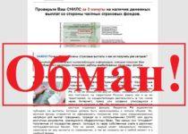 Внебюджетный финансовый фонд развития. Отзывы о проекте my-snils.ru