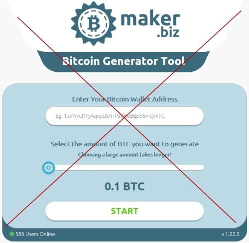 Bitcoin Maker – отзывы о биткоин-кране