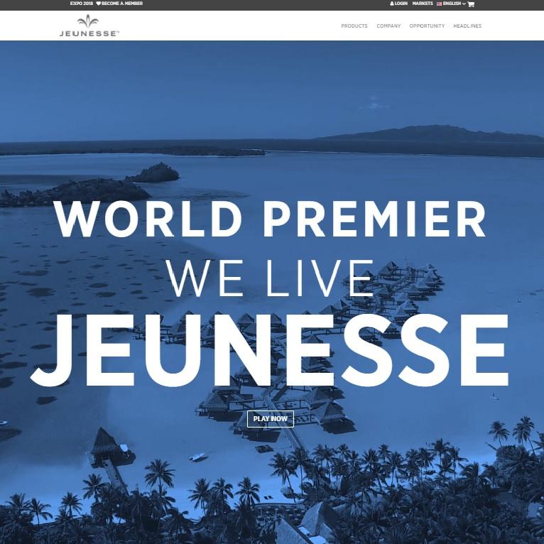 Международная компания Jeunesse. Отзывы