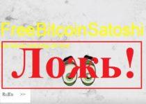 110 000 сатоши бесплатно. Отзывы о проекте FreeBitcoinSatoshiBot