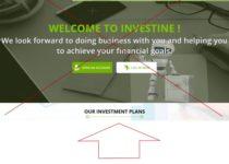 INVESTINE – инвестиционная площадка. Отзывы
