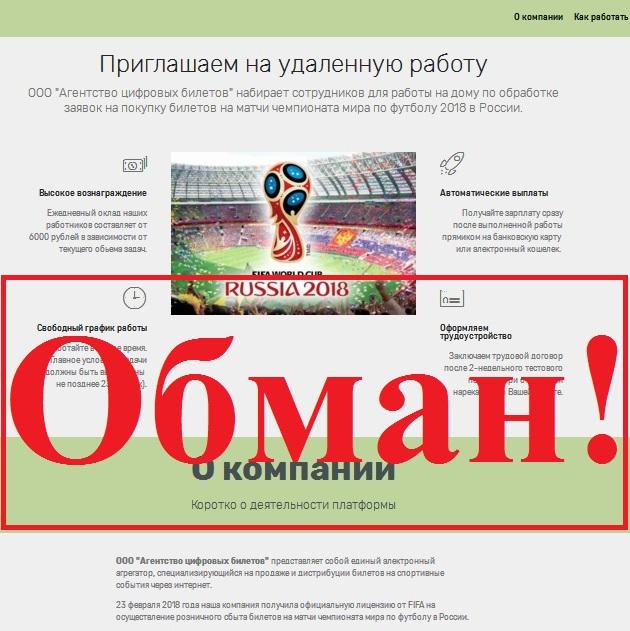 «Советы» Андрея Калинина. Отзывы о проекте Digital Tickets Agency