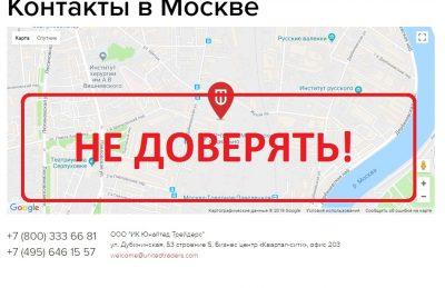 российские банки брокеры бинарных опционов