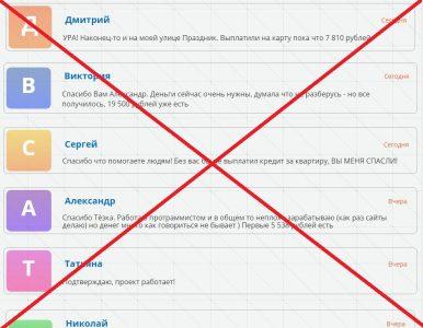 Информационный портал белого заработка. Отзывы о сервисе The Dropped Websites