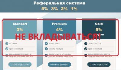 Криптовалютный трейдинг с компанией INVEST AURUM - отзывы