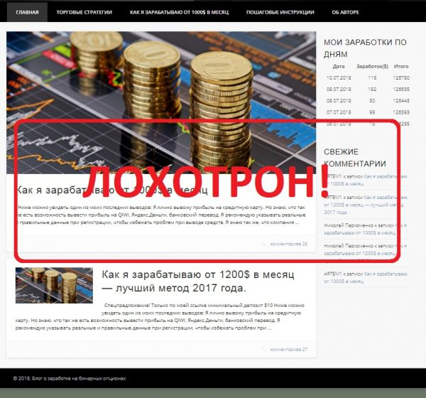 Брокер finmaxbo.com - отзывы клиентов