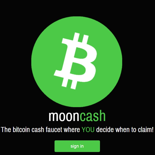 Кран криптовалют Moon Cash — отзывы