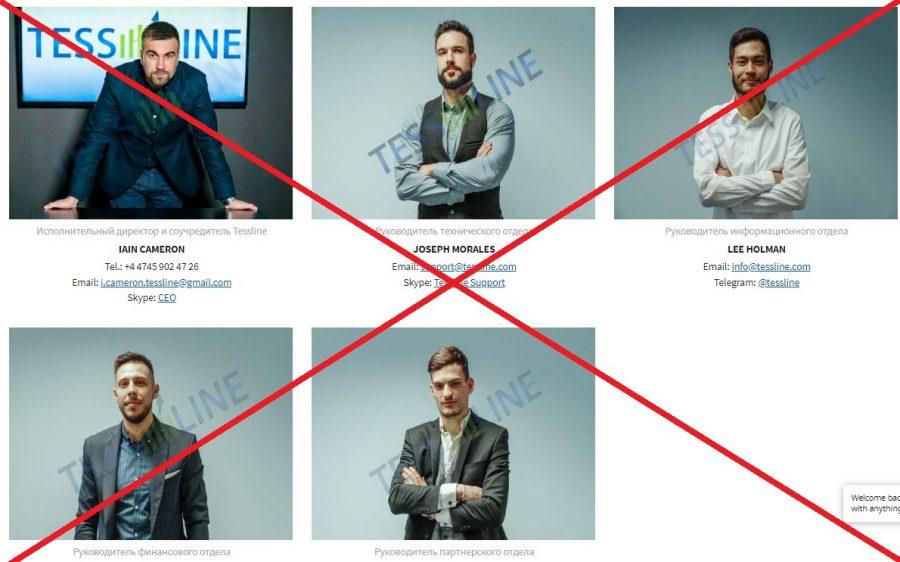 Tessline.com - отзывы о проекте