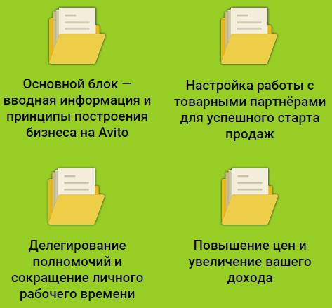 Курс элементарный Авито – отзывы о продукте от Юлии Соколовой