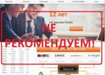 FXOpen.ru — отзывы о брокере