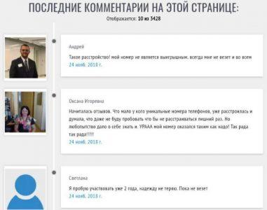 Онлайн проверка номеров - отзывы о мошенниках!