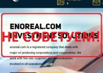 Enoreal.com — отзывы о проекте