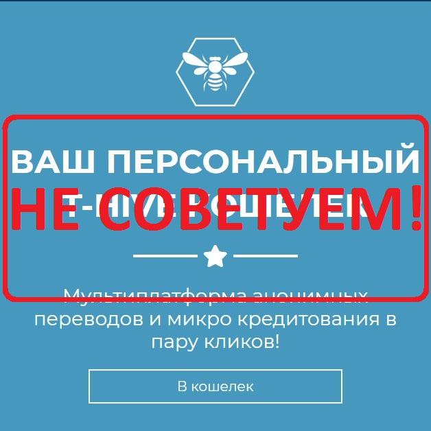 Electronic Transfer Hive кошелек — отзывы