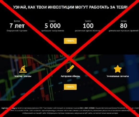 Toptradingstrategy - Обучение трейдингу с Игорем Макаровым, отзывы