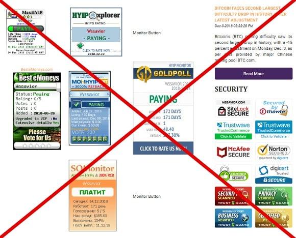 Wssavior - отзывы. Торговля на Forex с wssavior.com