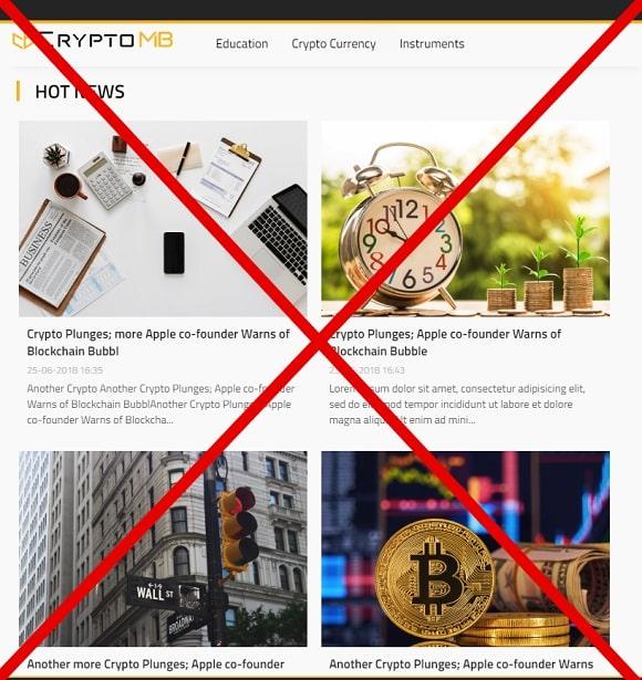 Cryptomb.io - активные инвестиции Crypto MB отзывы