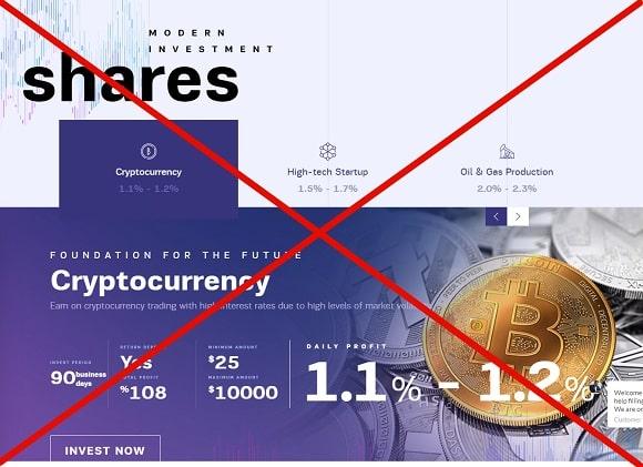 Private Shares Limited - ненадежные инвестиции private-shares.com, отзывы