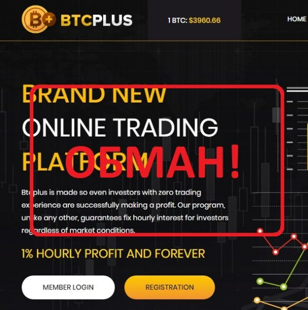 Btcplus — отзывы о хайпе btcplus.io