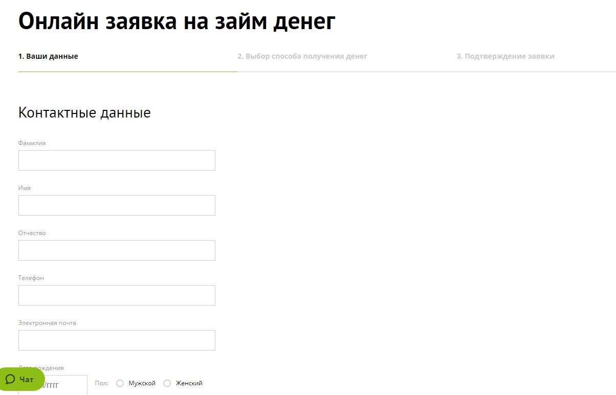 Займы онлайн CreditPlus - отзывы о компании creditplus.ru