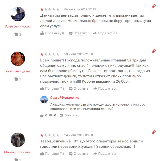 отзывы о Альфа Кредит