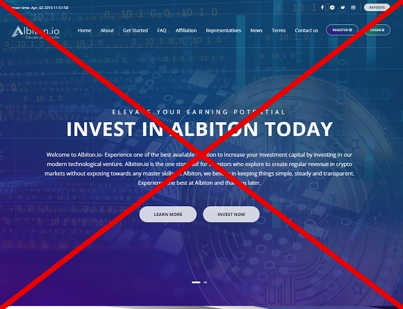Albiton - реальные отзывы о albiton.io