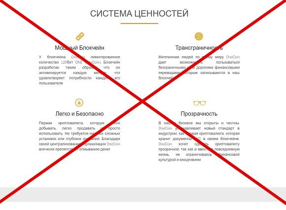 Криптовалюта Ванкоин - отзывы и обзор OneCoin.eu