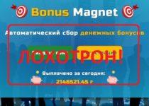 Bonus Magnet — отзывы и правда