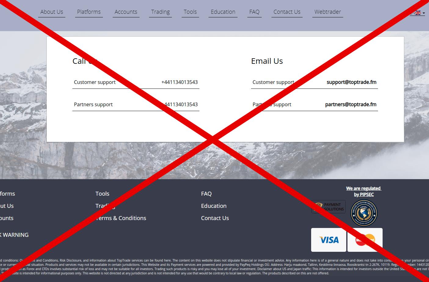 TopTrade.fm - реальные отзывы