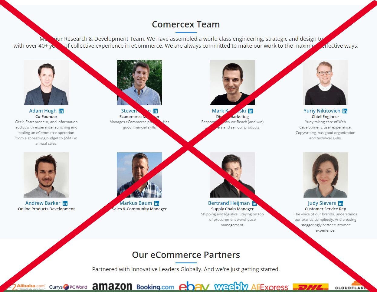 Comercex - реальные отзывы о comercex.com