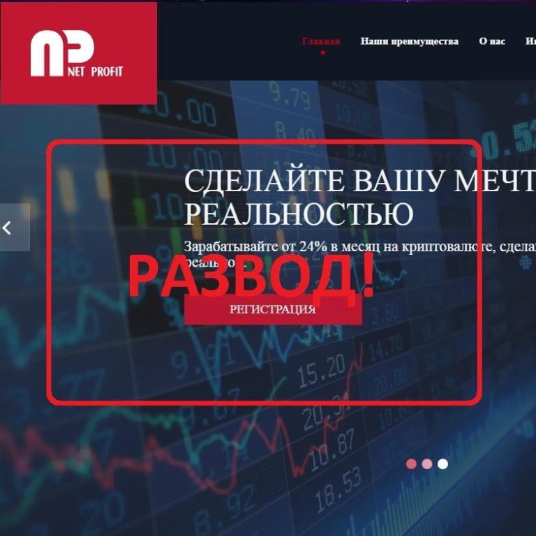 Net Profit — отзывы о инвестициях