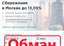 КПК Городской инвестиционный фонд — отзывы о КПК «ГИФ»