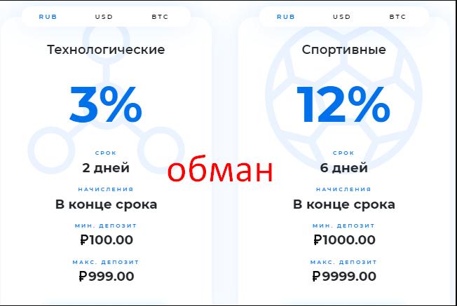 Startupfund тариф