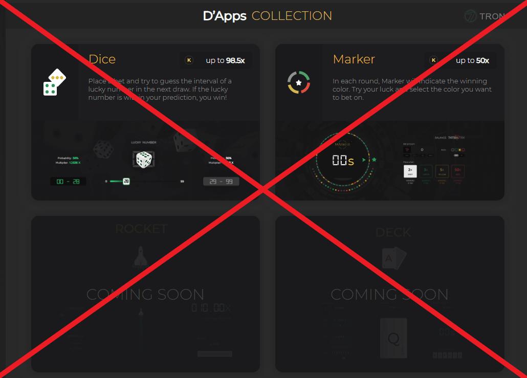 7tron.io - отзывы о игровом проекте