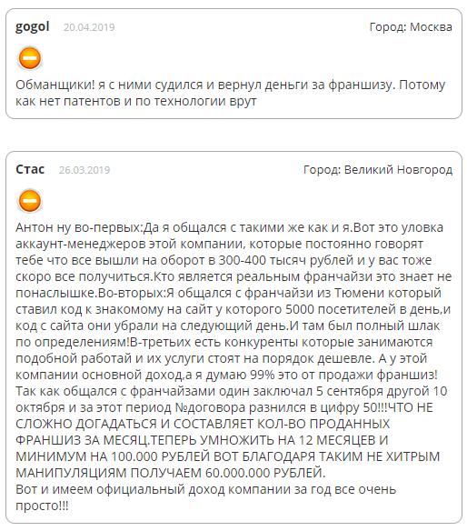 Честные отзывы о WantResult
