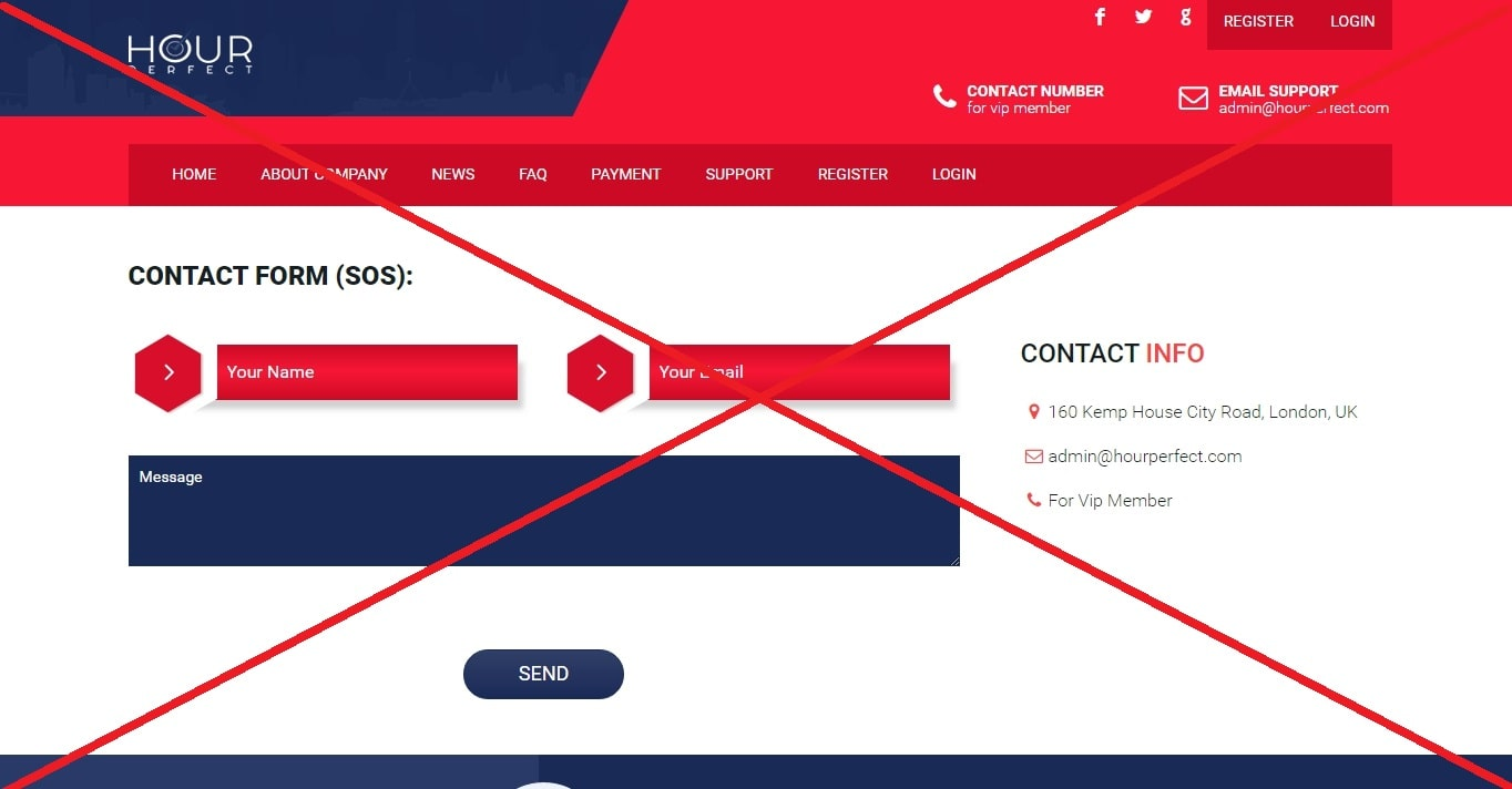 Hourperfect.com - честные отзывы о проекте