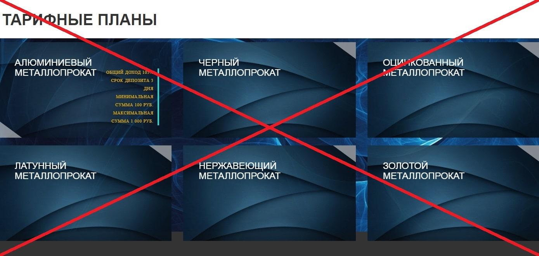 Metiz Invest Company - отзывы и обзор metizinvest.site