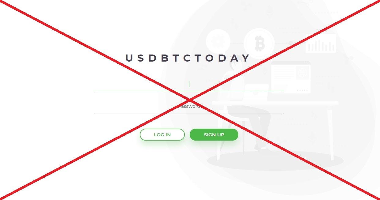 USDBTCToday - отзывы и обзор usdbtc.today