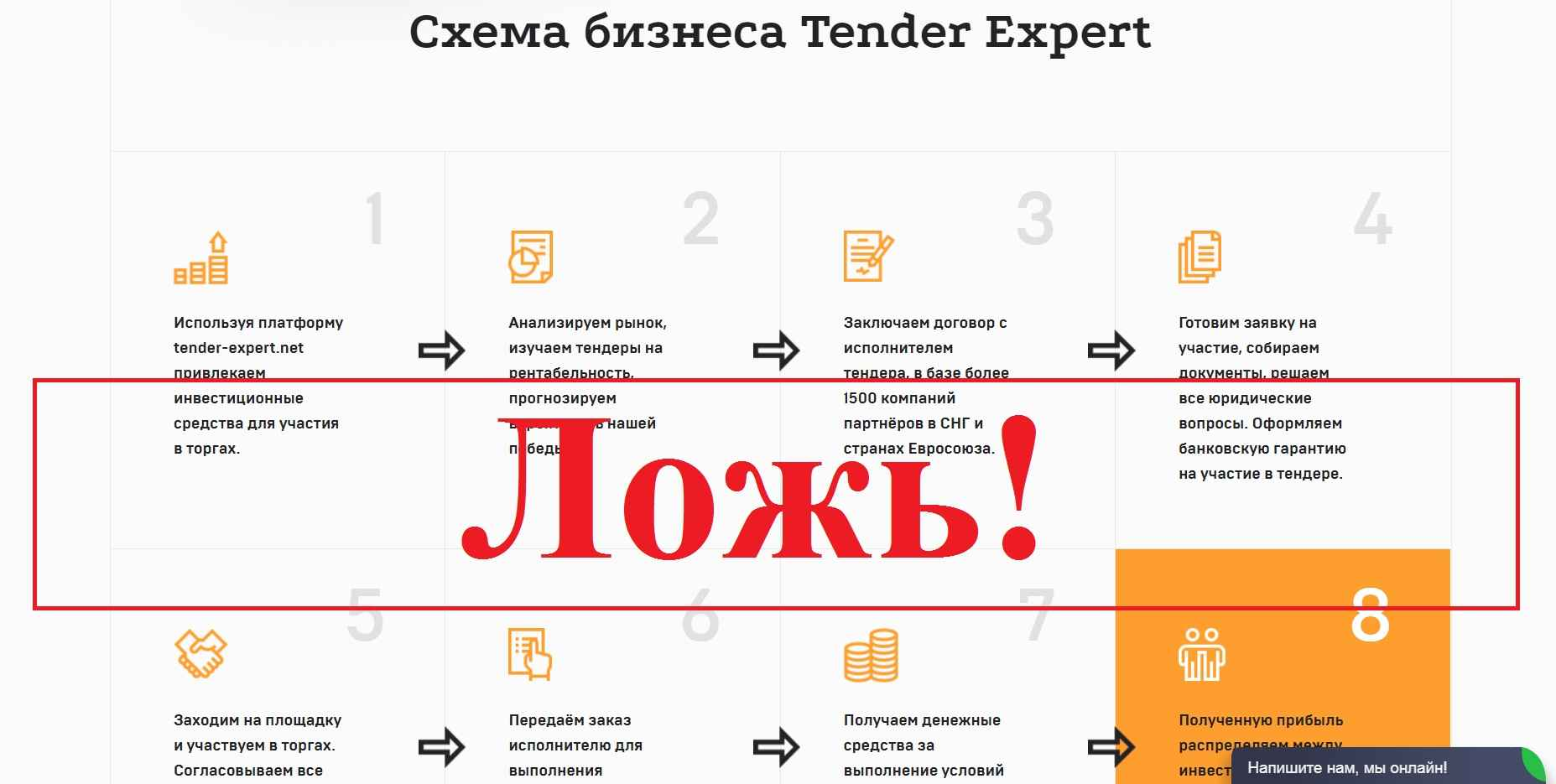 Tender Expert – отзывы об инвестиционном проекте tender-expert.net
