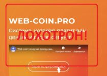 WEB-COIN и RUB-COIN — отзывы
