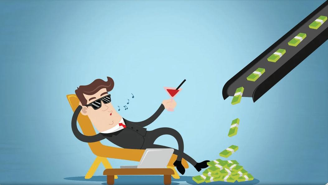 Пассивный доход — реальные примеры