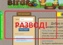 Richy Birds — дешёвая игра. Отзывы о richybirds.com