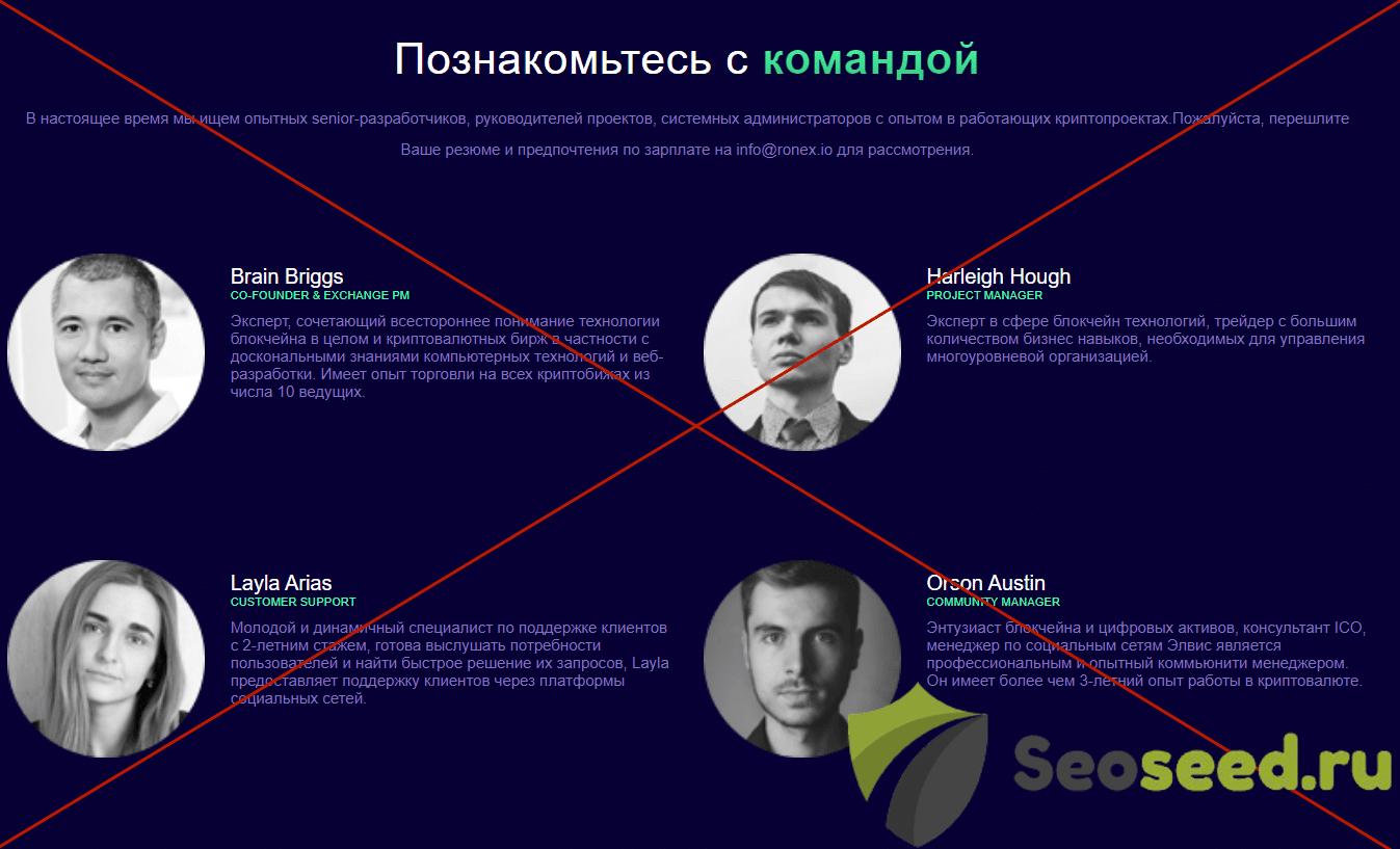 Ronex.io отзывы. Обзор платформы для инвестирования