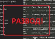 Fan Bet — реальные отзывы о конторе fan-bet.ru