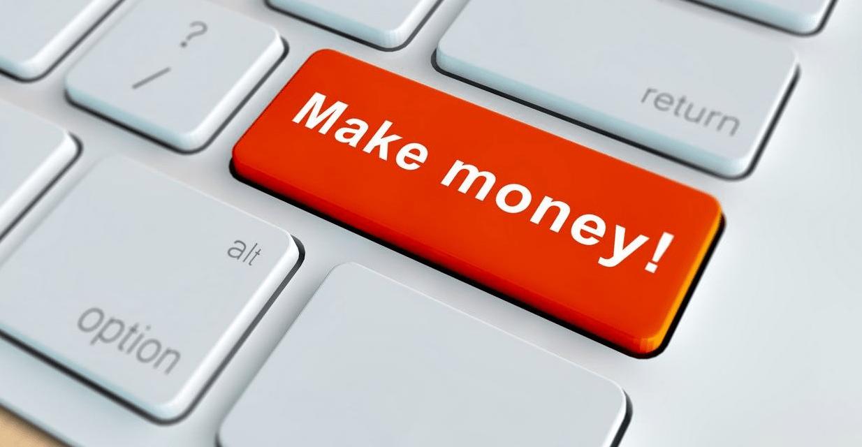 Где в интернете заработать 100 рублей?