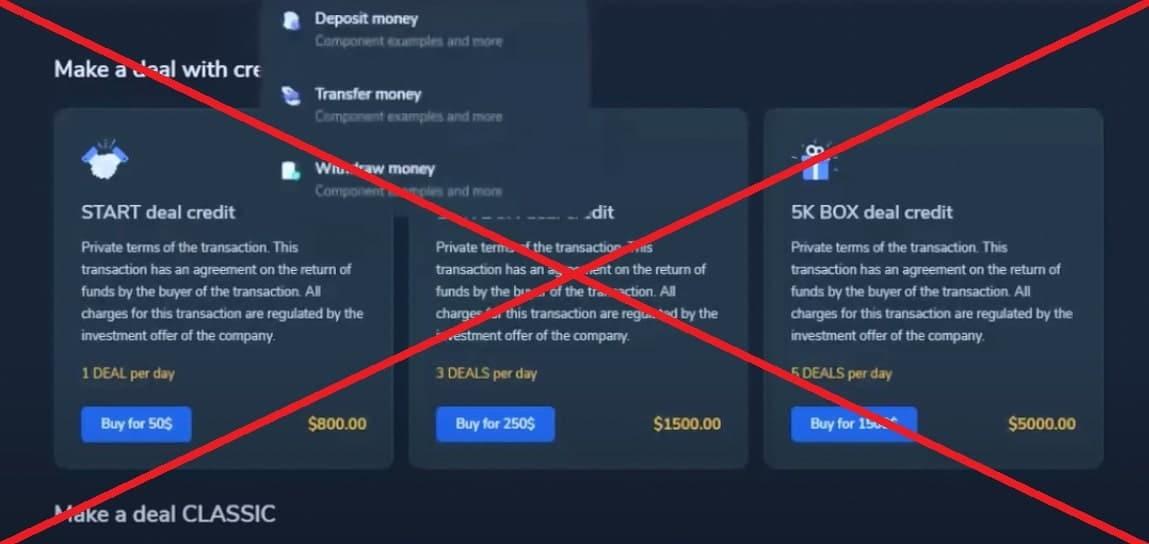 Отзывы о Secret Crypto Deals (secretcryptodeals.com)- развод или правда?