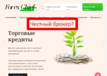 ForexChief — обзор и отзывы о форекс брокере forexchief.com