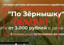 Курс Александра Писаревского «По Зёрнышку» — отзывы, обзор и проверка