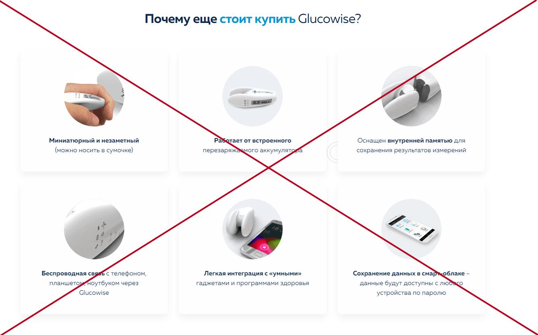 Глюкометр Glucowise - реальные отзывы покупателей 2020