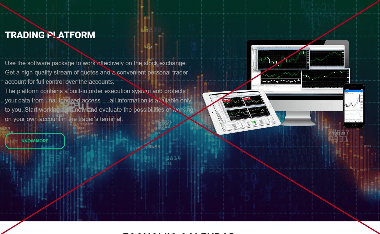 Qtm Trade (qtm-trade.com) - отзывы. Брокер заблокировал счет