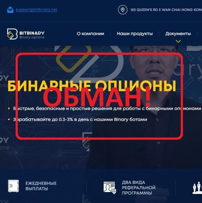 Bitbinary (bitbinary.net) - отзывы, обзор и проверка